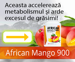 AfricanMango900 - slăbire