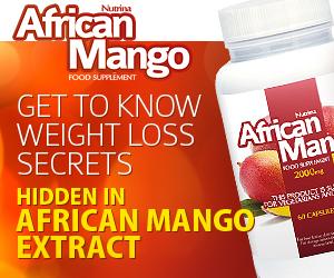 African Mango - slăbire