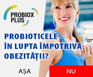 Probiox Plus - probioticele