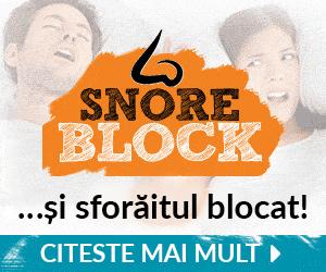 SnoreBlock - sforăit